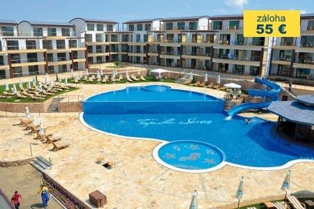 Dovolenka  - Bulharsko - Topola Skies Golf & Spa Resort