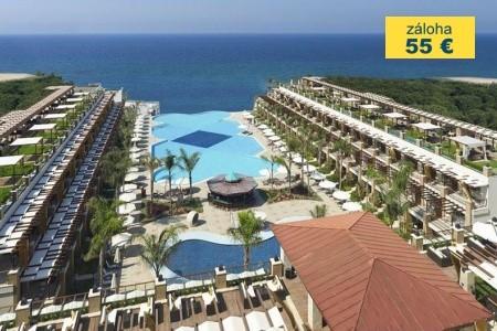 Dovolenka  - Cyprus - Cratos Premium Hotel