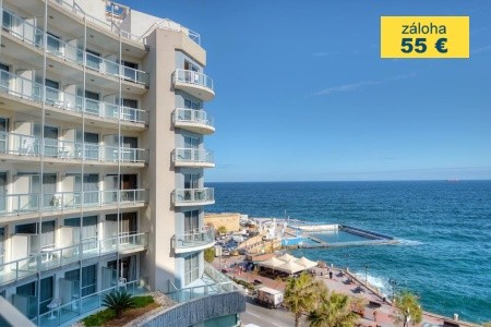 Dovolenka  - Malta - Preluna Hotel & Spa