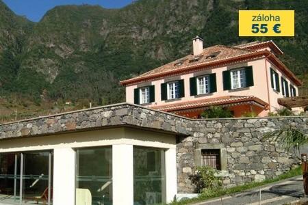 Dovolenka  - Madeira - Solar Da Bica S Pronájmem Vozu
