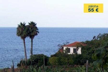 Dovolenka  - Madeira - Faja Dos Padres S Pronájmem Vozu