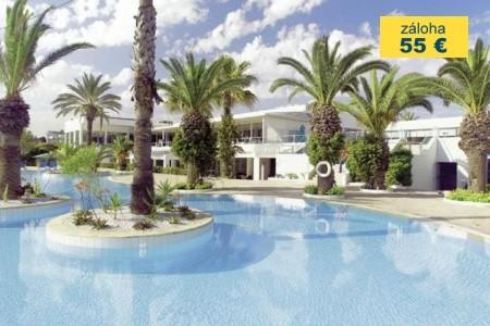 Dovolenka  - Tunisko - Thalassa Sousse Resort & Aquapark