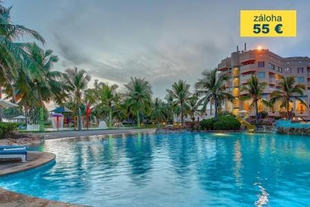 Dovolenka  - Omán - Crowne Plaza Resort Salalah