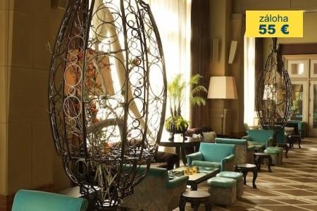 Dovolenka  - USA - Soho Grand Hotel