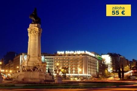 Dovolenka  - Portugalsko - Fenix Lisboa