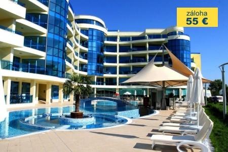 Dovolenka  - Bulharsko - Marina Holiday Club