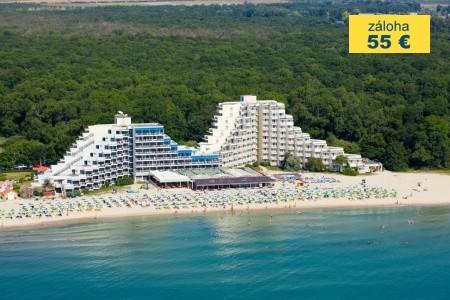Dovolenka  - Bulharsko - Mura Beach