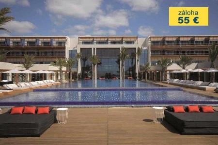 Dovolenka  - Maroko - Sofitel Essaouira Mogador Golf & Spa