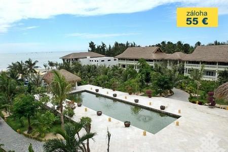 Dovolenka  - Vietnam - Allezboo Beach Resort & Spa