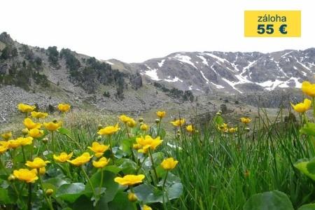 Dovolenka  - Andorra - Poznávací Zájezd Národní Parky Andorry