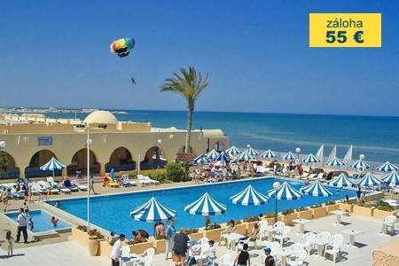 Dovolenka  - Tunisko - Oasis Marine
