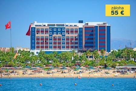Dovolenka  - Turecko - Hotel Kamelya Collection Selin