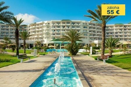 Dovolenka  - Tunisko - Iberostar Royal El Mansour & Thalasso