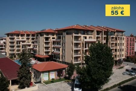 Dovolenka  - Bulharsko - Rose Village Ah
