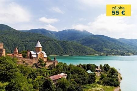 Dovolenka  - Arménsko - Gruzínsko a Arménsko De Luxe - poznávací zájazd