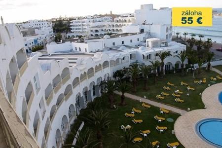 Dovolenka  - Tunisko - Delphin Habib