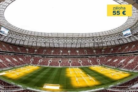 Dovolenka  - Rusko - Ms Ve Fotbale 2018: Dánsko - Francie