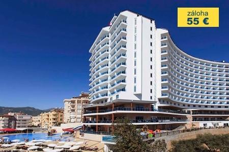 Dovolenka  - Turecko - Hotel Diamond Hill Resort