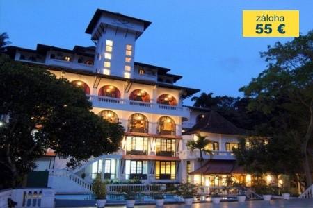 Dovolenka  - Srí Lanka - Swiss Residence