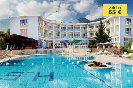 Dovolenka  - Cyprus - Hotel Sempati