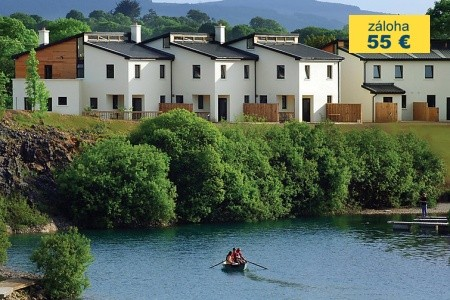 Dovolenka  - Írsko - Ballyhass Lakes