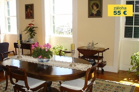 Dovolenka  - Madeira - Quinta Da Achada