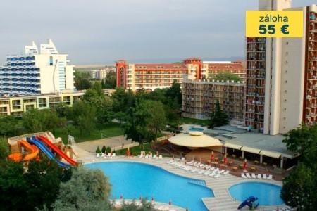 Dovolenka  - Bulharsko - Hotel Iskar