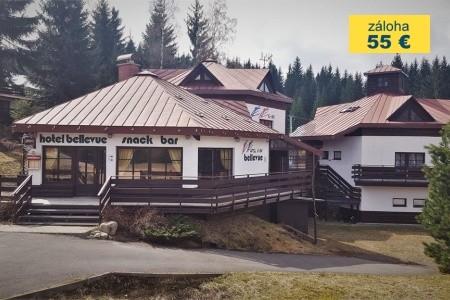 Dovolenka  - Česká republika - Sport Hotel Bellevue K -180 - Harrachov