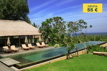 Dovolenka  - Indonézia - Qunci Villas