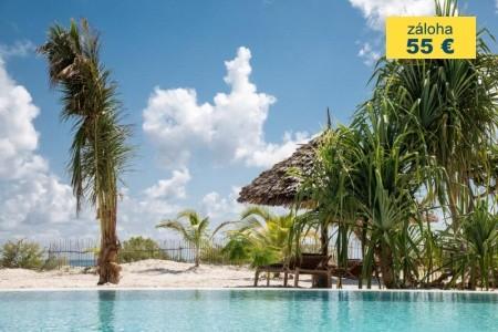 Dovolenka  - Zanzibar - Mwezi Boutique Resort Zanzibar