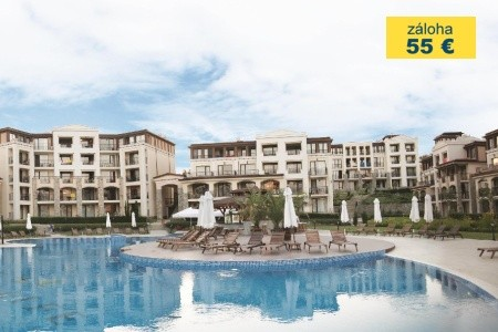 Dovolenka  - Bulharsko - Green Life Beach Resort