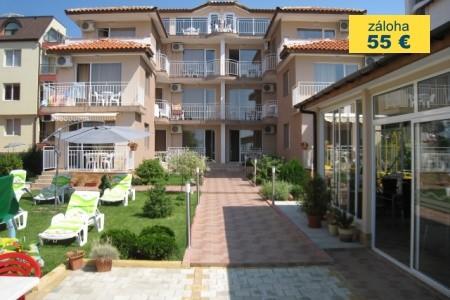 Dovolenka  - Bulharsko - Hotel Siema
