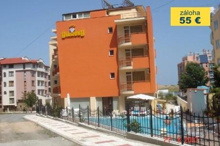 Dovolenka  - Bulharsko - Hotel Diamond
