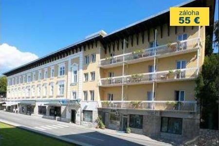 Dovolenka  - Slovinsko - Hotel Trst - Sava Hotels & Resorts
