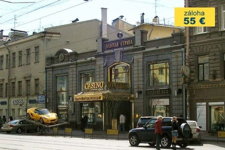 Dovolenka  - Rusko - Author Boutique Hotel