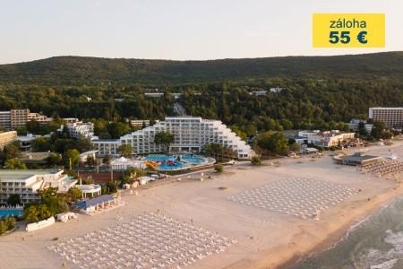 Dovolenka  - Bulharsko - Paradise Blue Hotel