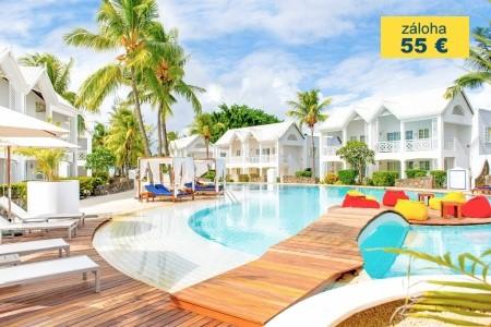 Dovolenka  - Maurícius - Seaview Calodyne Lifestyle Resort