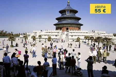 Dovolenka  - Čína - Čína - perly říše středu