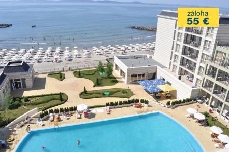 Dovolenka  - Bulharsko - Festa Pomorie Resort