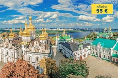 Dovolenka  - Ukrajina - Kyjev a Černobyľ, Pripiať, Kyjev, Černobyľ