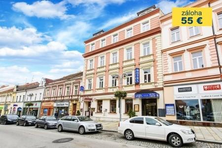 Dovolenka  - Česká republika - Hotel Tábor