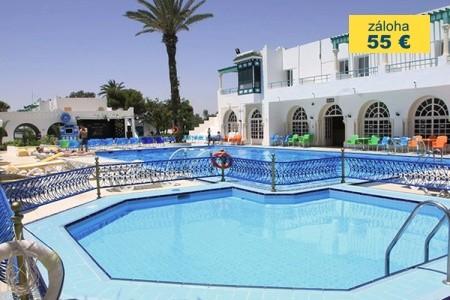 Dovolenka  - Tunisko - My Hotel Garden Beach