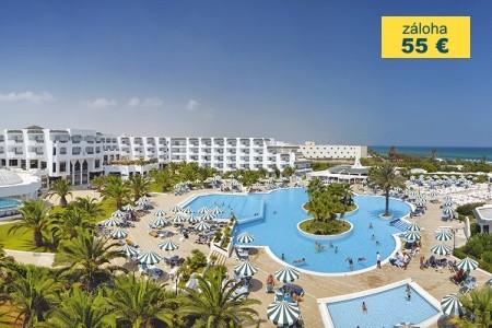Dovolenka  - Tunisko - Hotel Vincci El Mansour