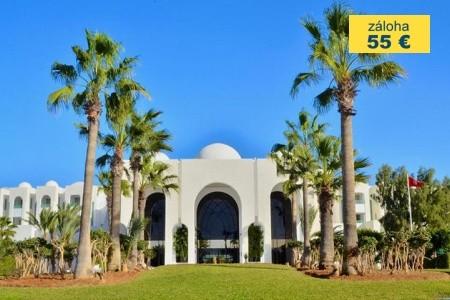 Dovolenka  - Tunisko - Palace Royal Garden