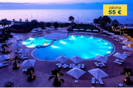 Dovolenka  - Tunisko - Khayam Garden Beach & Spa