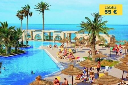 Dovolenka  - Tunisko - Zita Beach Resort