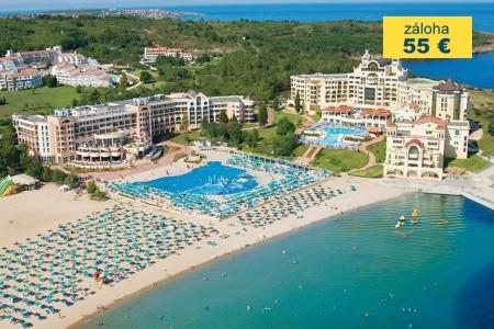 Dovolenka  - Bulharsko - Djuni Royal Resort - Marina Beach Junior Suite