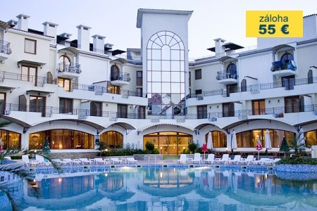 Dovolenka  - Bulharsko - Aparthotel Martinez