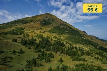 Dovolenka  - Ukrajina - Zakarpatská Ukrajina - zájezd na Podkarpatskou Rus - hory, poloniny a Nikola Šuhaj