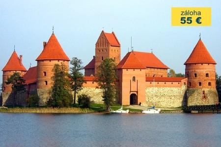 Dovolenka  - Litva - Pobaltí - poznávací zájezd do Litvy, Lotyšska a Estonska - čtyři evropská hlavní města, Kurská kosa a Hora křížů